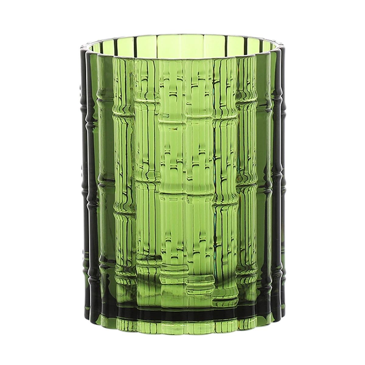 Vasos con forma de bambú