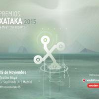 Premios Xataka 2015: marcas que vienen, jurado y más entradas