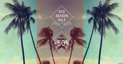 Mid Season Sales: nos damos una vuelta por las rebajas de media temporada