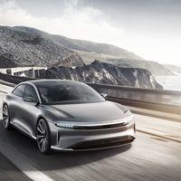 Lucid Air es el coche eléctrico de lujo que quiere batir a Tesla con 1.000 CV y 640 kilómetros de autonomía