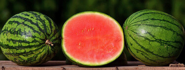 Cómo distinguir las mejores sandías ahora que llegan a las fruterías