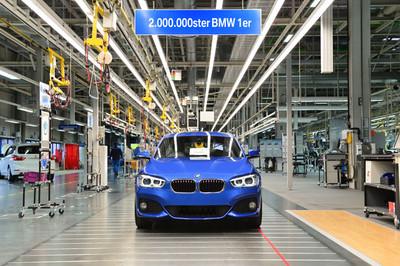El BMW Serie 1 alcanza las dos millones de unidades producidas