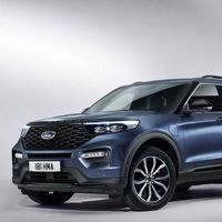 ¡Sorpresa! El Ford Explorer llegará a Europa en versión híbrida enchufable con 40 km de autonomía eléctrica
