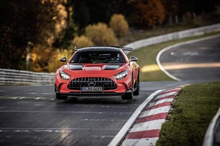 Mercedes Amg Gt Black Series Rompe Record En Nurburgring 3
