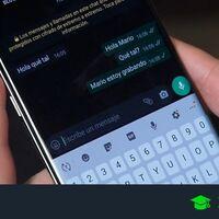 Cómo cambiar el idioma en el teclado en WhatsApp, uses cual uses