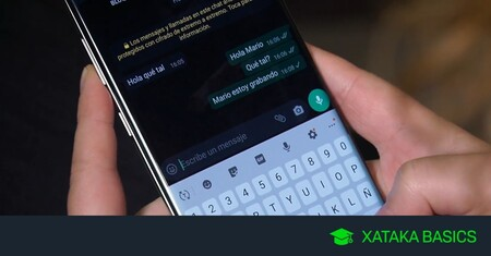 Cómo cambiar el idioma del teclado en WhatsApp, uses cual uses