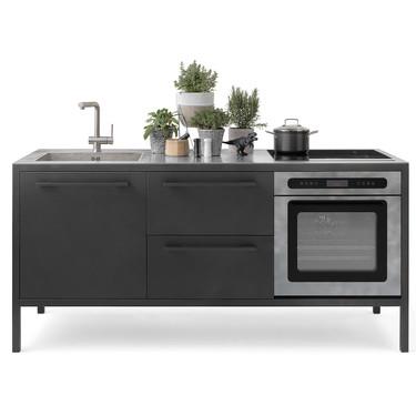 La línea de cocina Frame Kitchen de Fantin acumula distintos premios y reconocimientos (y no nos extraña nada)