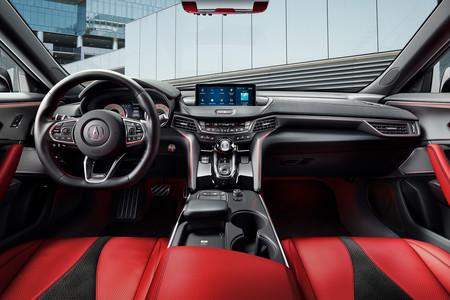 Acura Tlx 2021 Interior