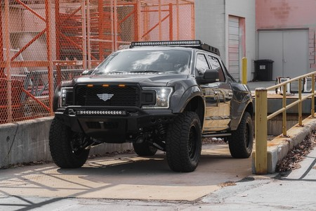 Ford F 150 Por Mil Spec Automotive 7