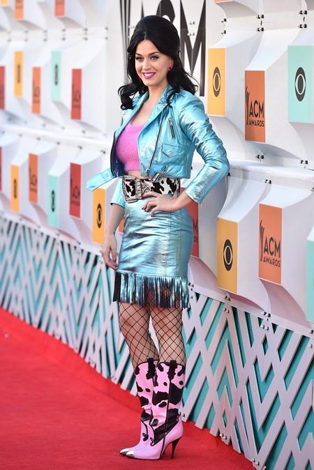 Katy Perry en los premios de la música country