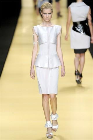 Foto de Karl Lagerfeld en la Semana de la Moda de París Primavera-Verano 2009 (18/32)