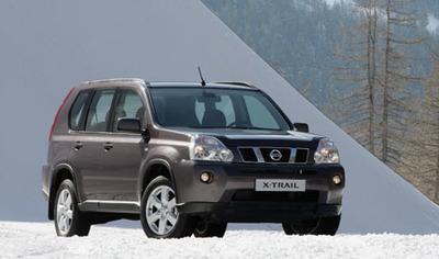 Presentación: Nissan X-Trail (parte 1)
