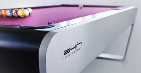 Porsche Design Studio sorprende con su mesa de billar