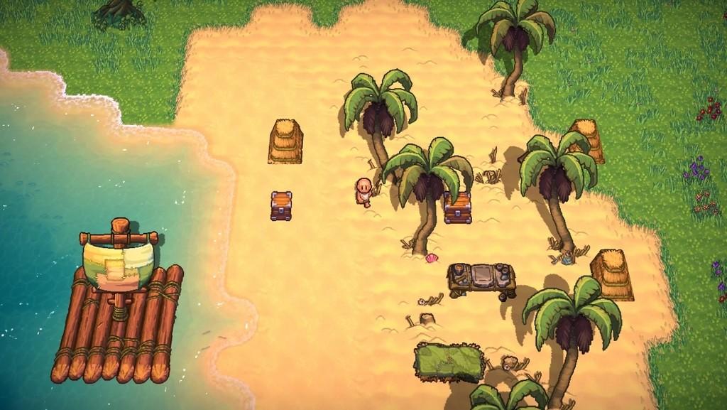 The Survivalists llevará a los personajes de The Escapists a sobrevivir en una isla a la que irán a parar en 2020