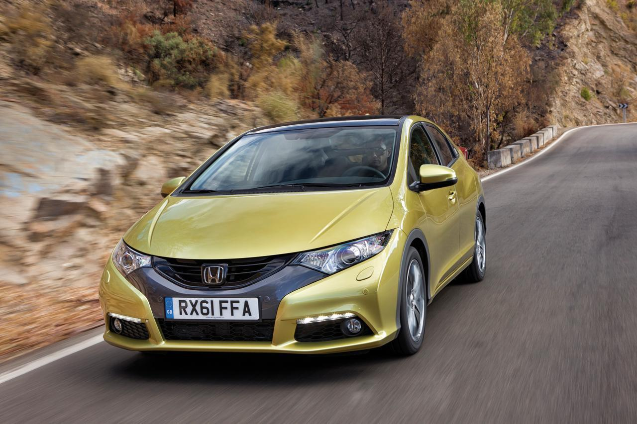 Foto de Honda Civic 2012 (122/153)