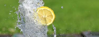 Tomar agua con limon adelgaza yahoo