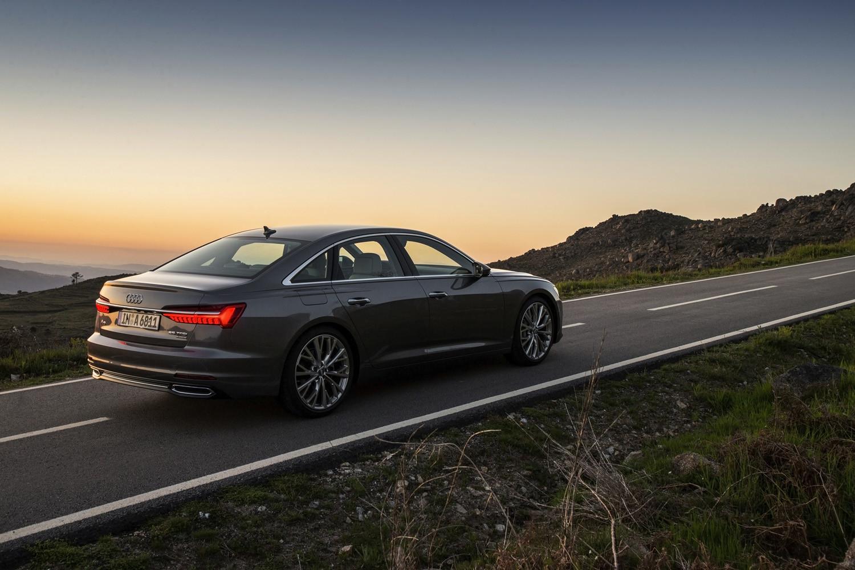 Foto de Audi A6 2018, toma de contacto (105/118)