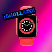 Rebajaza en el Apple Watch Series 6: precio mínimo histórico de 359 euros en Amazon para el smartwatch más potente de Apple