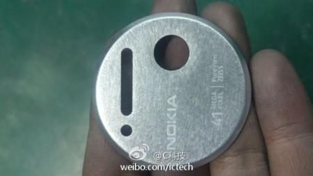 Aparece un prototipo de Nokia EOS en aluminio, con sensor de 41 megapíxeles