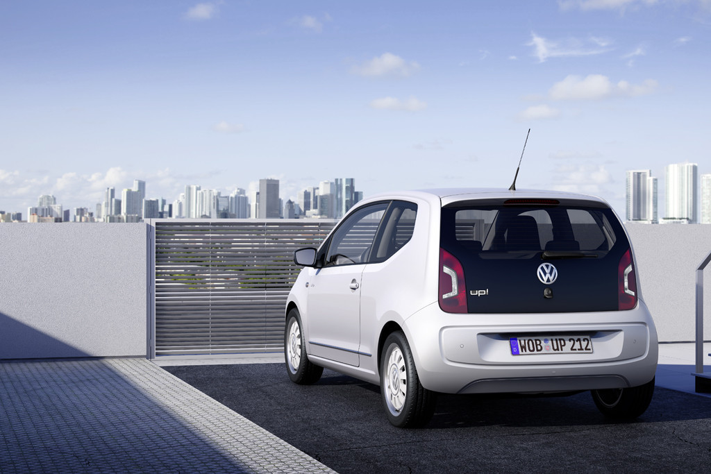 Foto de Volkswagen Up! (34/75)