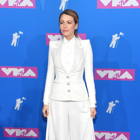 MTV Video Music Awards 2018: Blake Lively le copia el look a Mary Poppins