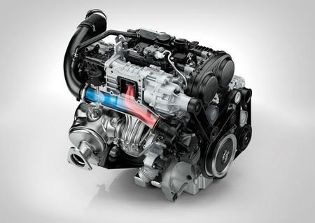 Volvo también se pasará a los tricilíndricos tras 2016