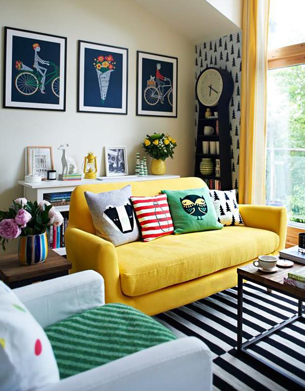 Muebles Amarillo