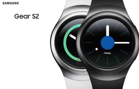 Samsung Gear S2: el diseño redondo triunfa entre los smartwatches