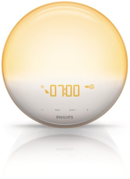 Despertador Philips Wakeup Light Hf3520 Producto02