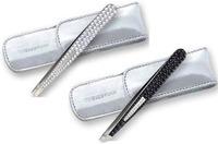 Pinzas de depilar con cristales de Swarovski