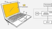 Una patente de Apple sugiere portátiles con pantallas IPS multitáctiles