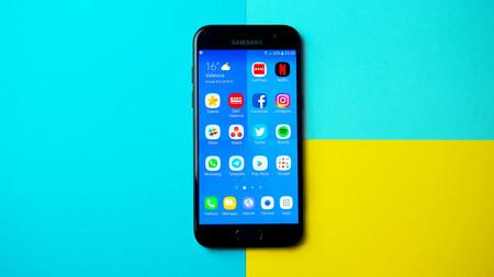 Samsung Galaxy A3 2017, análisis: un serio contendiente para la liga de los móviles compactos