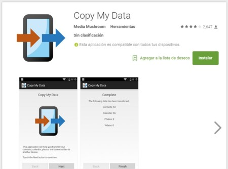 Copy My Data
