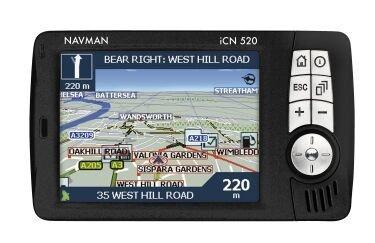 Nuevos navegadores GPS de Navman