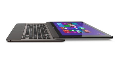 Windows 8, motor de cambio en el hardware: nacen los híbridos