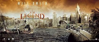 soy leyenda poster 1