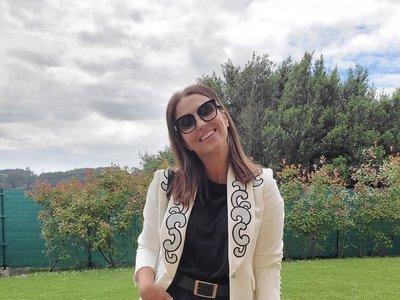 Paula Echevevarría nos muestra distintas maneras de vestir el verano con sencillez, comodidad y mucho estilo (palabra)