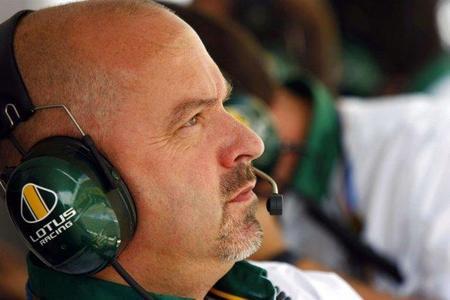 Mike Gascoyne espera que Team Lotus esté en la zona media de la parrilla en 2012