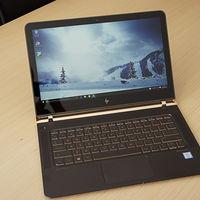 HP Spectre, análisis: el portátil increíblemente delgado nos deja sorpresas