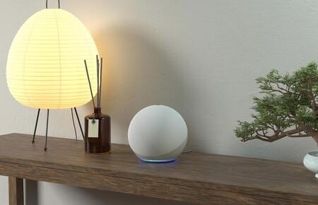 Nuevos altavoces Amazon Echo y Echo Dot: ahora son esféricos y compatibles con audio Dolby Atmos