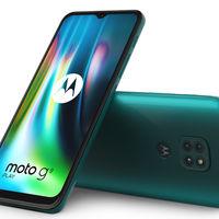 El Moto G9 Play llega a España: precio y disponibilidad oficiales