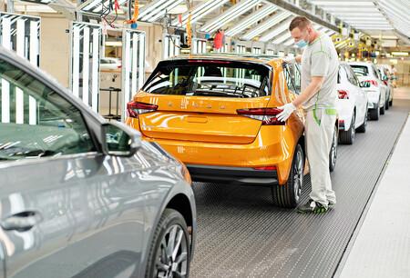 El nuevo Skoda Fabia inicia su producción y comenzará a venderse en España este julio