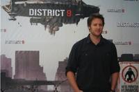 Neill Blomkamp habla sobre 'District 9' y las adaptaciones de película a videojuego
