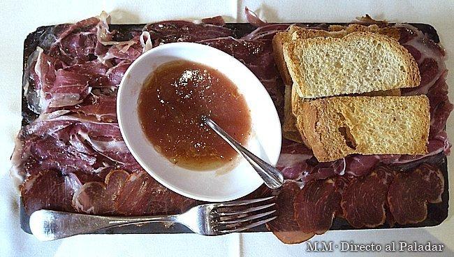 Restaurante Arroka Berri en Hondarribia, Gipuzkoa
