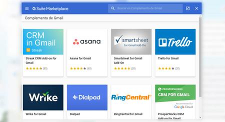 Llegan los complementos de Gmail: los mejores amigos de nuestros flujos de trabajo