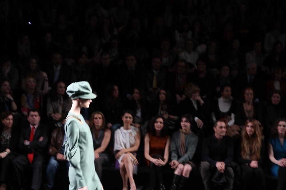 Foto de Jesús del Pozo en la Cibeles Fashion Week Otoño-Invierno 2011/2012 (59/71)