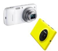 Nokia Lumia 1020 vs Samsung Galaxy S4 Zoom: lucha por ser tu cámara de fotos