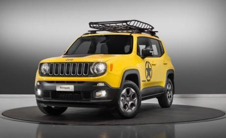 La nueva Jeep Renegade MoparONE es la versión más americana de la pequeña SUV, pero no se venderá en Estados Unidos