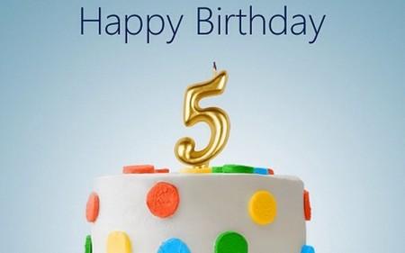 ¡Feliz cumpleaños, Microsoft Store y Windows 7!