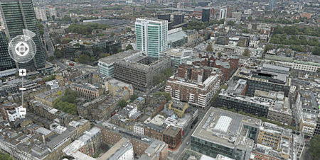 Londres en 320 gigapíxel. La imagen de la semana